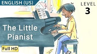 "The Little Pianist: Learn English (US) with subtitles - Story for Children ""BookBox.com"""