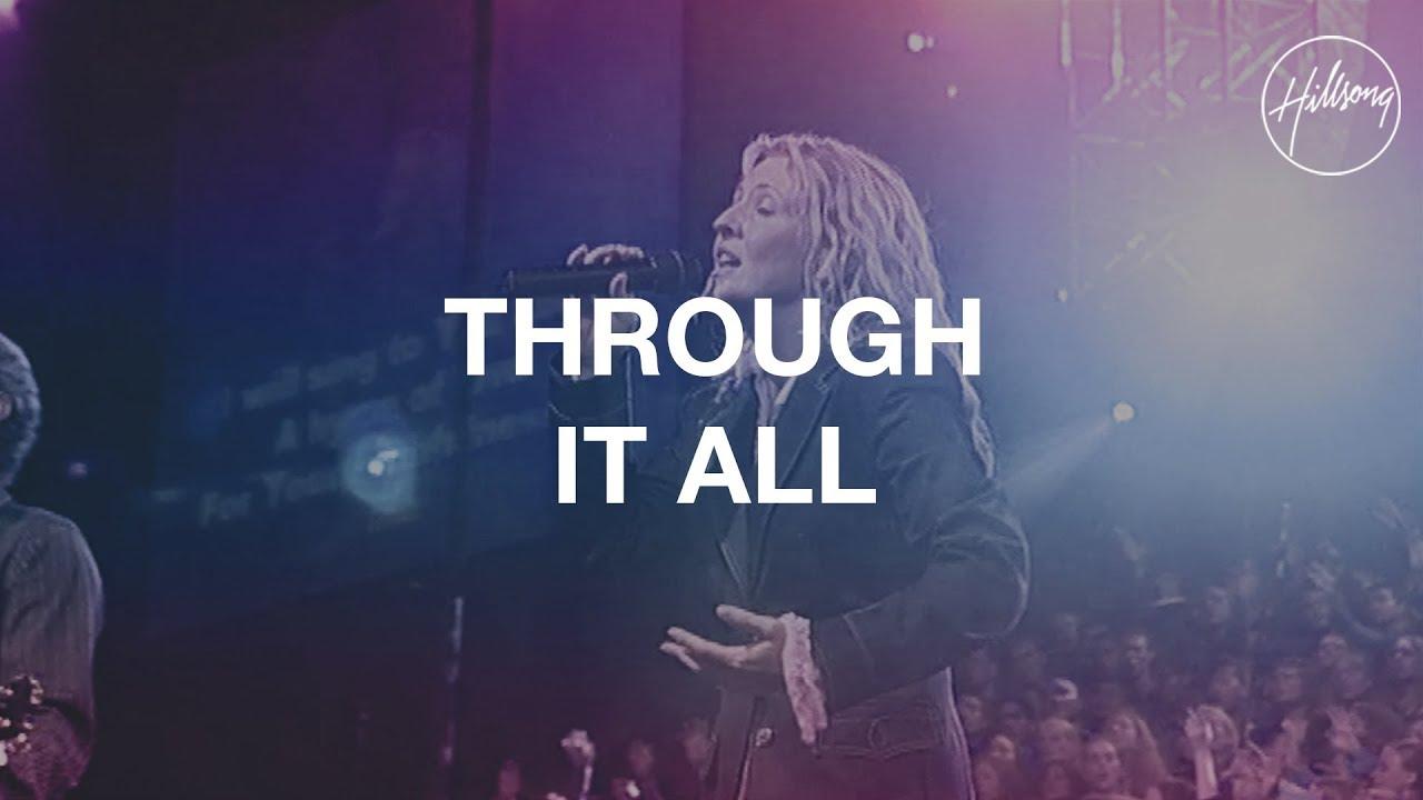 Through It All Lyrics