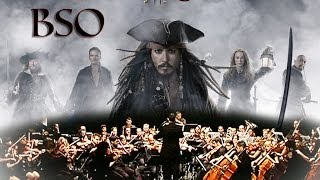 BSO Piratas del Caribe   Pirates of the Caribbean soundtrack  