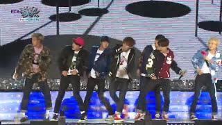 BTS - Boyz with Fun / DOPE | 방탄소년단 - 흥탄소년단 / 쩔어 [Music Bank HOT Stage / 2015.10.09]