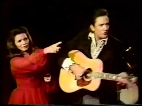 "Johnny Cash and June Carter -  ""Jackson"""