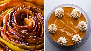 Its Fall, Yall! Celebrate Autumn With These 5 Cozy Desserts! Dessert Recipes By So Yummy