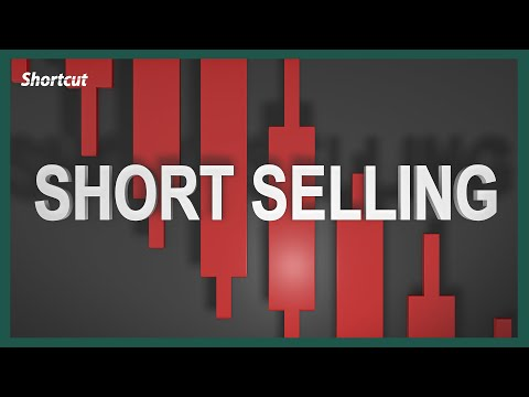 [VIDEO] A short guide to short selling