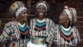 Mahotella Queens   Mbube