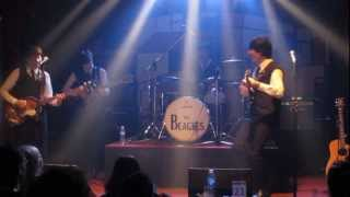 THE BEAGLES Beatle Band- Lonesome Tears in My Eyes