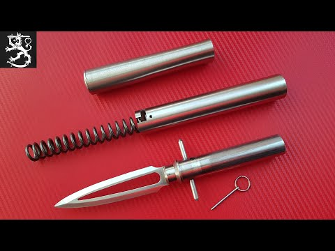 Ballistic Knife - Russian Type