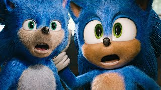 Watch the official old vs new trailer comparison for Sonic: The Hedgehog, an animation movie starring Ben Schwartz and Jim Carrey. In theaters February 14, 2020.  Based on the global blockbuster videogame franchise from Sega, SONIC THE HEDGEHOG tells the story of the world's speediest hedgehog as he embraces his new home on Earth. In this live-action adventure comedy, Sonic and his new best friend Tom (James Marsden) team up to defend the planet from the evil genius Dr. Robotnik (Jim Carrey) and his plans for world domination. The family-friendly film also stars Tika Sumpter and Ben Schwartz as the voice of Sonic.  © Paramount Pictures Germany