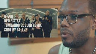 Tumbando El Club | Remix | Official VIdeo | Reacción | Felix Petroleo
