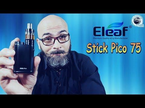 iStick Pico con Mello III - Vape [Eleaf] | Apegos Perú