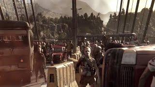 Dying Light Gameplay - Gamescom 2014 Trailer