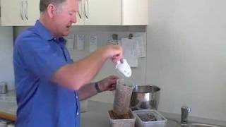 At Home with Mike Fidler DVD - Sprouting Seed Part 3 of 3