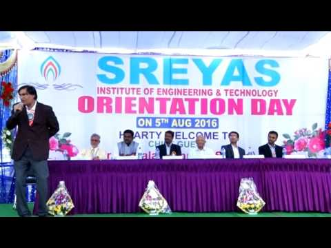 Sreyas Institute Of Engineering & Technology video cover2