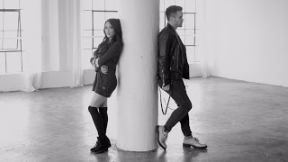 Brian Justin Crum & Janel Parrish - Lay Me Down (cover)