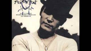 Adam Ant-Woman Love Run Through Me