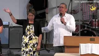 """""""Mensaje con pastora Lisa Rivera De Jesús"""""""