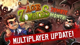 Age of Zombies: Multiplayer