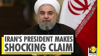 Iran President Rouhani says 35 million Iranians face COVID-19 infection - Download this Video in MP3, M4A, WEBM, MP4, 3GP
