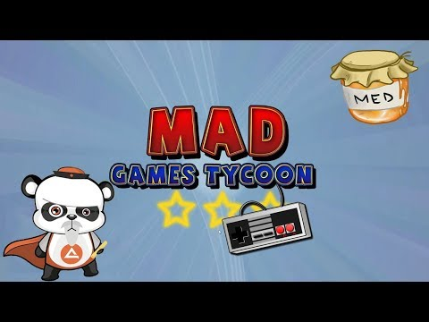 Mad Games Tycoon -