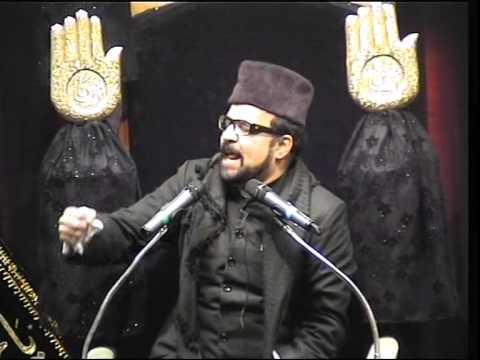"""Maulana Abid Bilgrami - Majlis5 (Part1) - Ashra Zainabiya 1436 - """"Labbaik Ya Mahdi"""""""