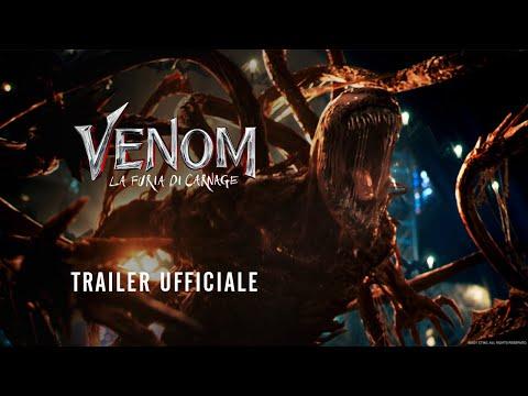 Venom: La Furia di Carnage – Il trailer italiano