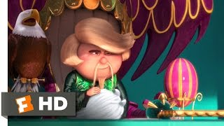 Despicable Me 2 (6/10) Movie CLIP - The Wig Shop (2013) HD
