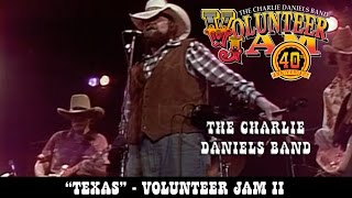 The Charlie Daniels Band - Texas - Volunteer Jam II