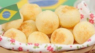 Pão de Queijo (Cheese Bread) Recipe   Special Guest Rolê Gourmet   Cooking with Dog