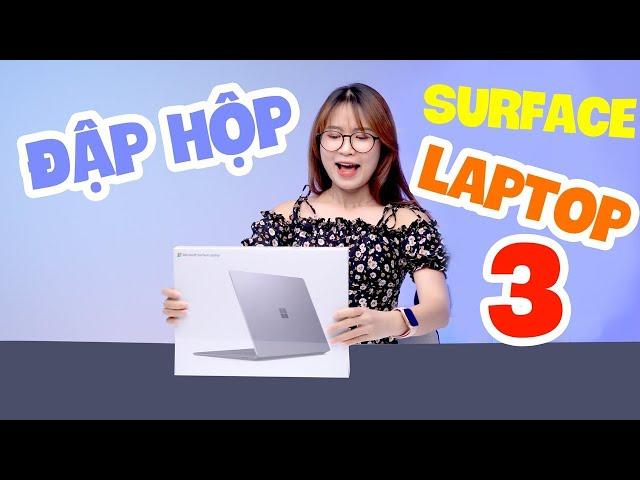 Đập hộp chiếc Laptop ĐÁNG TIỀN nhất nhà MICROSOFT