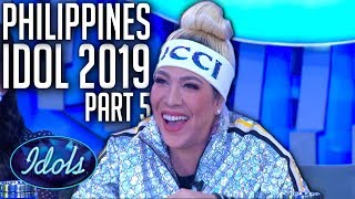 Best of Philippines Idol Auditions | Part 5 | Idols Global