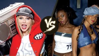 Taylor Swift Being SUED Over 'Shake It Off' Lyrics by Former Girl Group 3LW