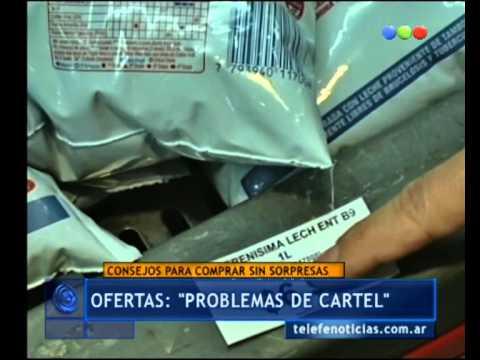 Precios congelados y etiquetas de productos - Telefe Noticias