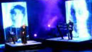 Yazoo live Part 1 Berlin - Nobodys Diary - Bad Connection -