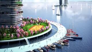 Юницкий про линейные города SkyWay город будущего СКАЙВЭЙ