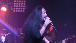 Domine - Ariorch, The Chaos Star [Live at Traffic - Roma 02/11/2018]