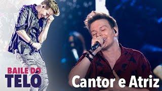 """""""Cantor e Atriz"""" - Michel Teló"""