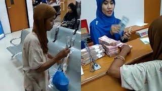 Butuh Uang untuk Berobat, Seorang Ibu Ambil Rp115 Juta di Bank, Perekam Menyangkanya Pengemis