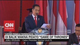 Rocky Gerung: Jokowi Tidak Mengerti Ucapan 'Winter Is Coming', Jokowi Jelaskan Alasan