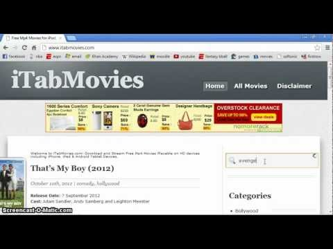 Download Free MP4 Movies