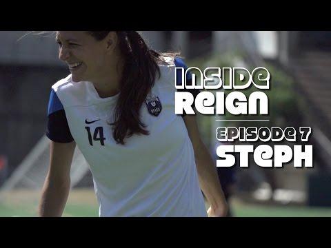 INSIDE REIGN:  Steph Cox
