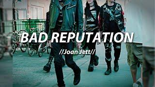 Bad Reputation //Lyrics// | Joan Jett