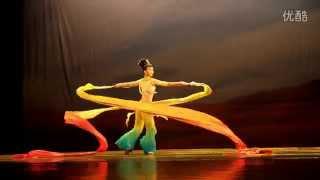 人舞皆美的長綢舞 --- 飛天敦煌