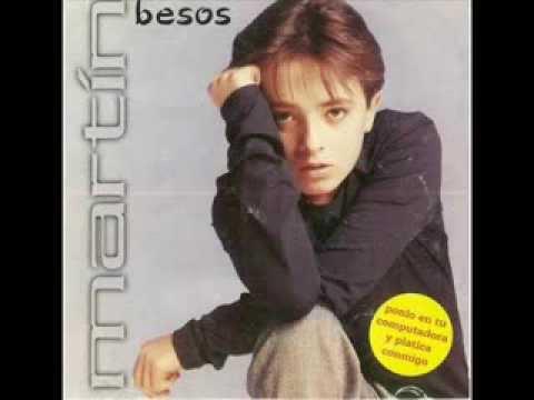Martín Ricca - CD Besos - Ella Es Mayor Que Yo