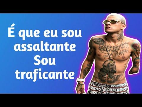 MC Mãozinha - Sou Assaltante Traficante (Letra Oficial) DJ Soneca