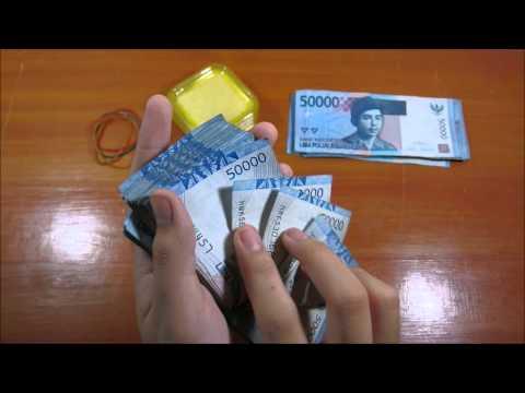 Video Cara Menghitung Uang Cepat dan Mudah