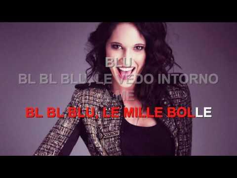, title : 'Lodovica Comello - Le mille bolle blu - Karaoke con testo'