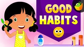 Good Habits Songs for Kids | Most Favourite and Popular Nursery Rhymes in Magicbox Animation