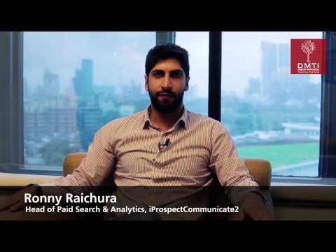 Ronny Raichura ex. Head - Search, iProspect Communicate2