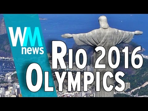 Top 10 Rio 2016 Olympics Facts – WMNews