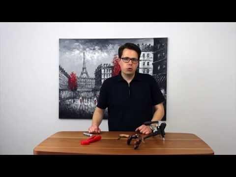WeinTUBE #3 Warum das Kellnermesser der ultimative und unverzichtbare Korkenzieher ist