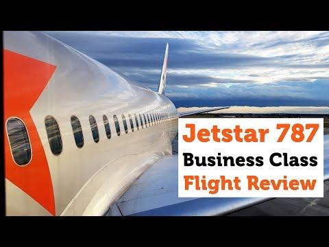 Jetstar 787 Business Class on the Cheap